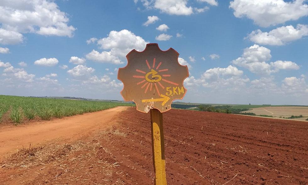 Caminho do Sol - Salto a Elias Fausto