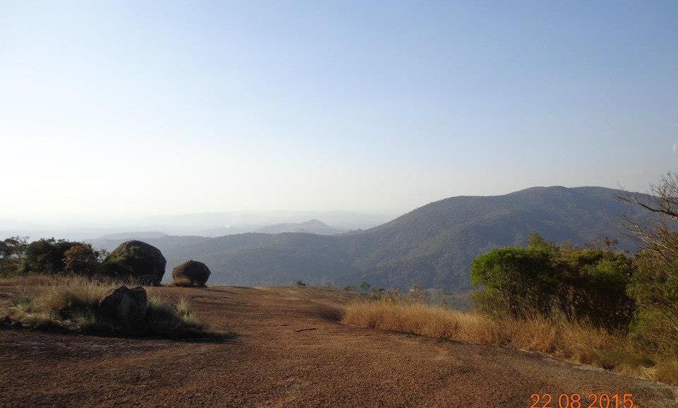 Trilha da Laje - Mirante - Atibaia