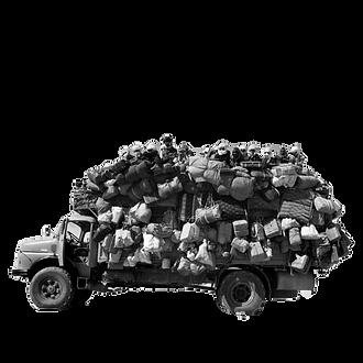 10_Raymond Depardon_Libyan truck transporting people between Chad and Libya_1978.png