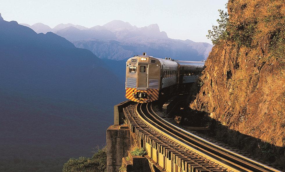 Trem Turístico Curitiba/Morretes - Melhor Idade