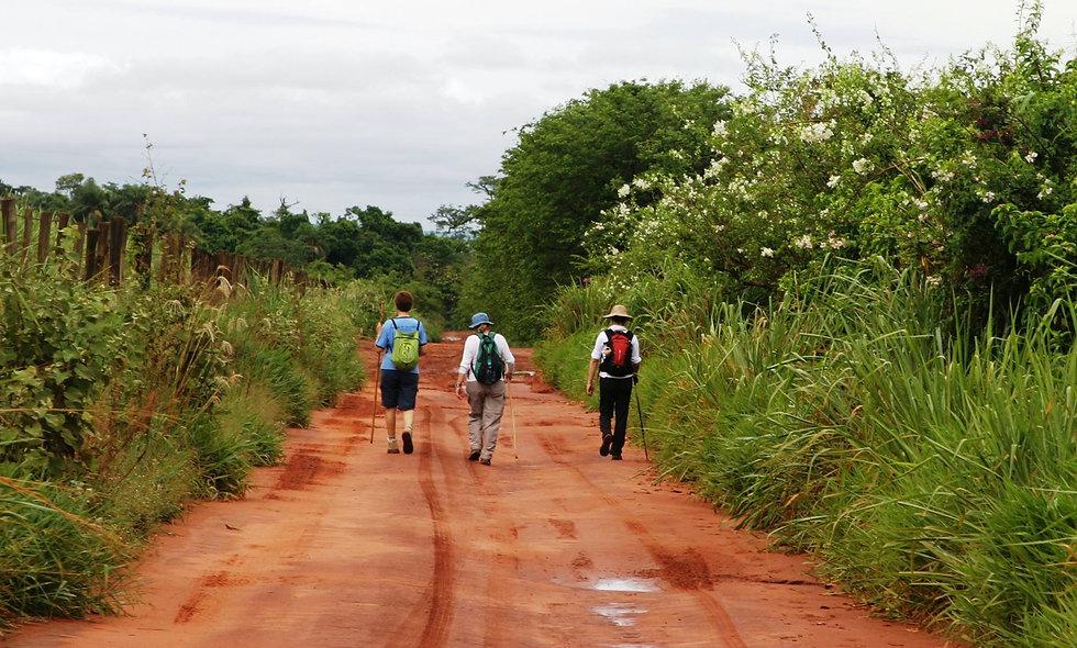 Caminho Caipira - Borborema - Quarto de Casal