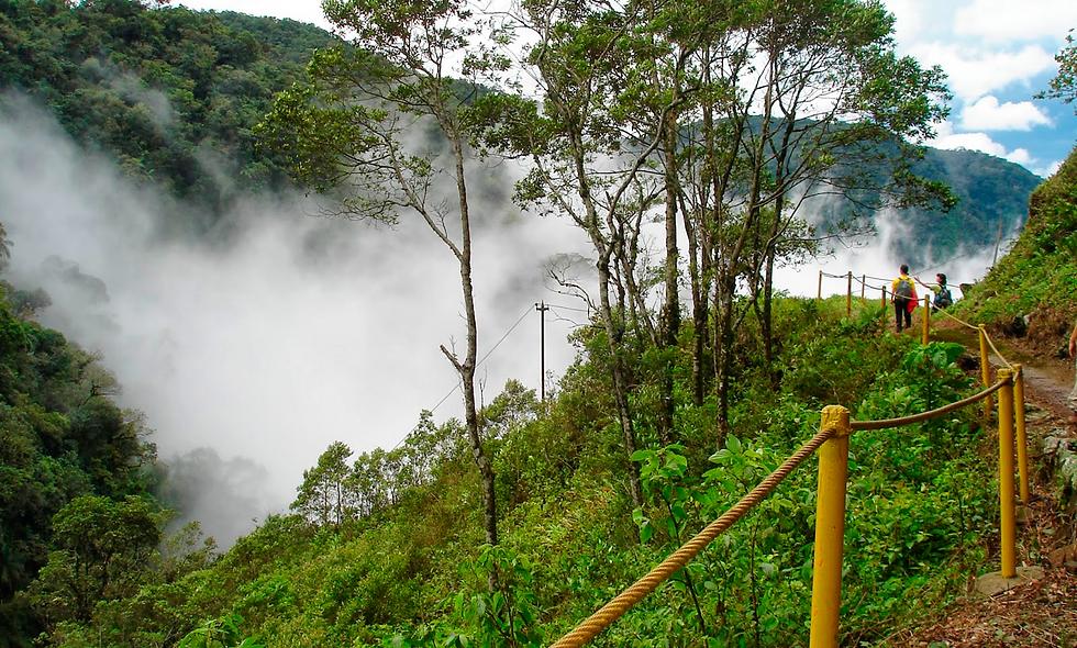 Parque das Neblinas - Mirante 30/05