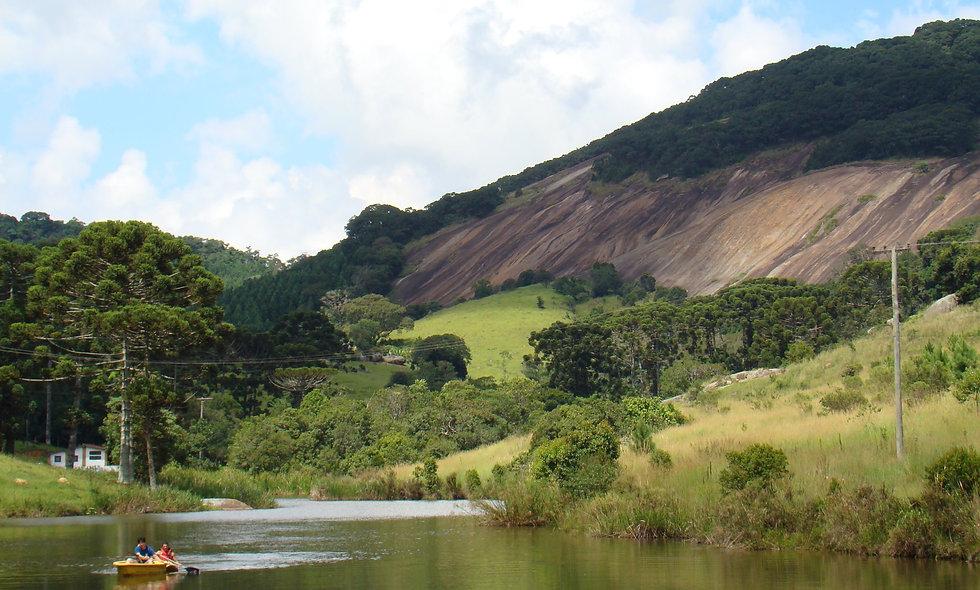 Reserva Ecológica em Atibaia