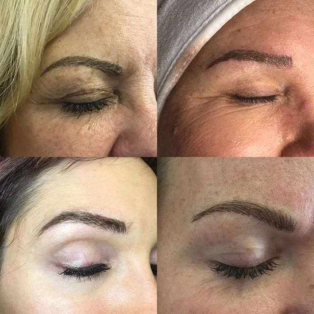 Microblading | Hendersonville | Meg Does Brows