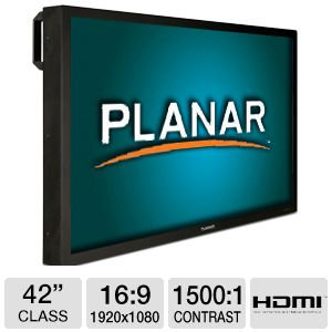 """42"""" HDTV Monitor with HDMI"""