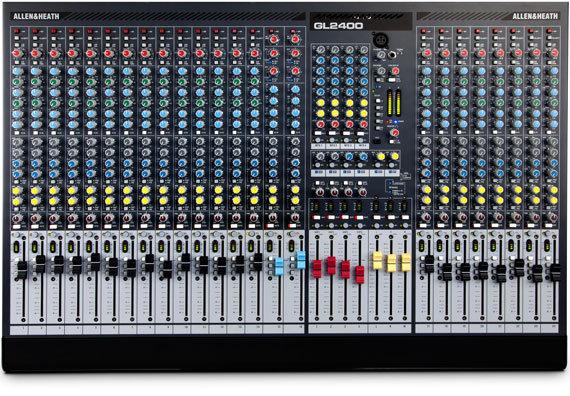 Allen and Heath 24 Channel Mixer