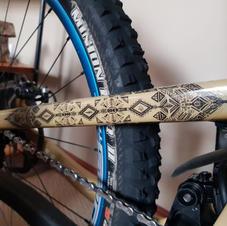 Bicycle Sticker Kit