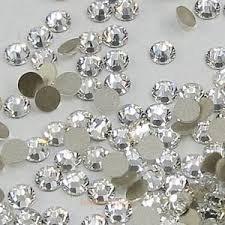 Swarovski Crystal (Plain)
