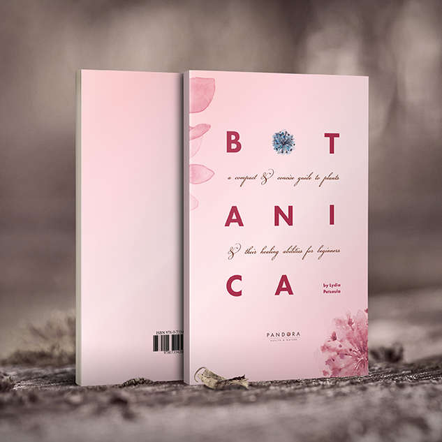 Botanica & Pandora - Illustration, Design & Branding