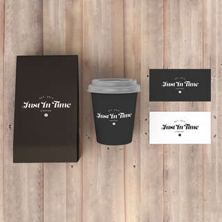 Just In Time - Branding
