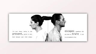 About Marina Abramovic - Book Design