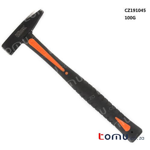 FINDER – 100g TPR Handle Machinist Hammer – 191045