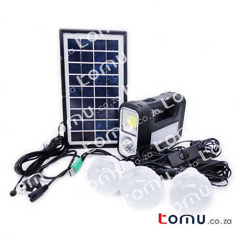Condere - Solar Lighting System - S-6118 Product Image