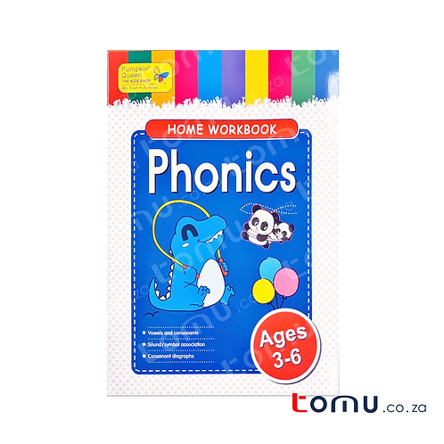 Phonics Children's Workbook – 16539-C
