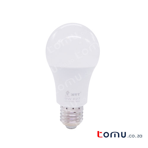 MTY - LED 9W White Light Bulb (90% Energy Saver) – 63309-E27