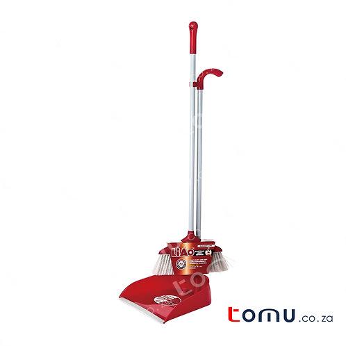 LiAo - Dustpan & Broom Sweeping Set - LAC130002