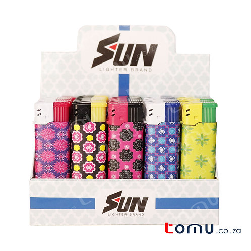 Sun Lighter - 25 per pack Flower Fest - E033HFC