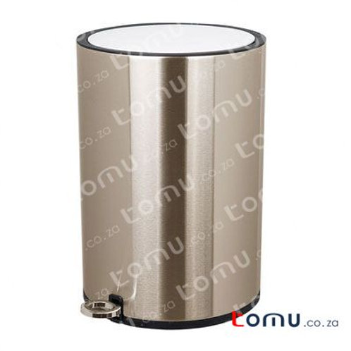 LiAo - 7L Dust Bin (Chrome/Pedal) - LAT130045