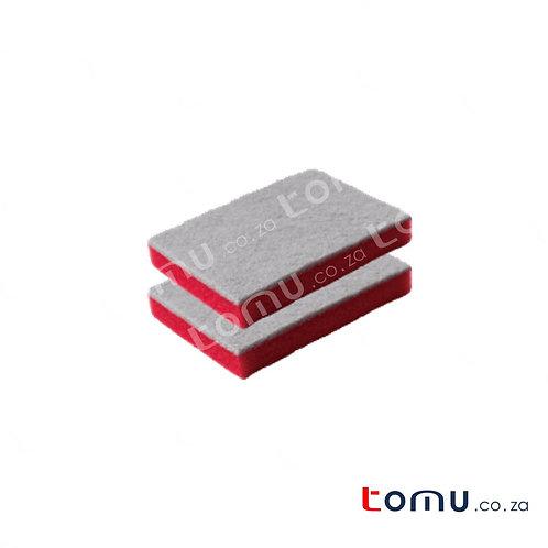 LiAo - Sponge Scourer (11x16x2.5cm) - 2 pieces/pack - LAH130027