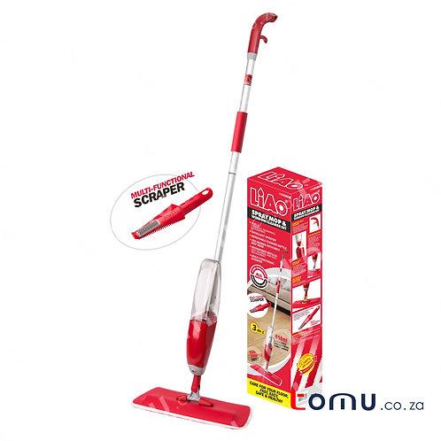 LiAo - Microfiber Spray Mop (650ml Water Bottle) - LAA130042