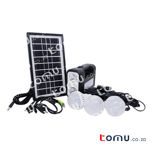 Condere - Solar Lighting System - S-6119 Product Image
