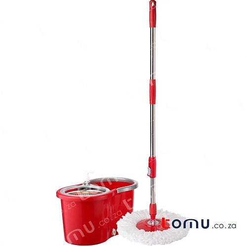 LiAo - Tornado Mop with Stainless-Steel Basket (6.0L) - LAT130016