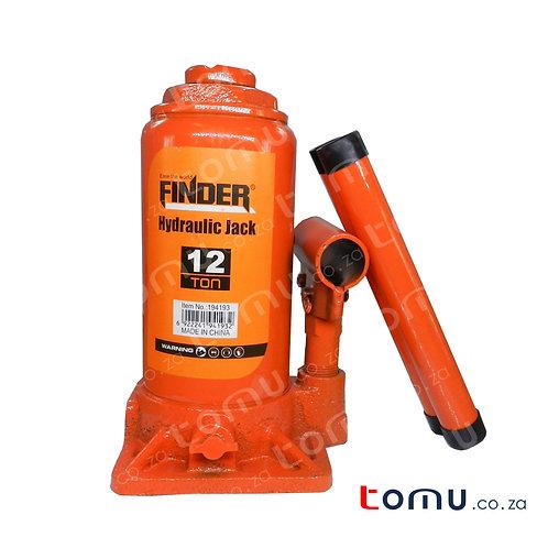 FINDER – Hydraulic Jack 12T – 194193