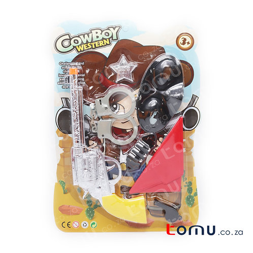 CONDERE TOYS – Western Cowboy Set – HQ866-10S