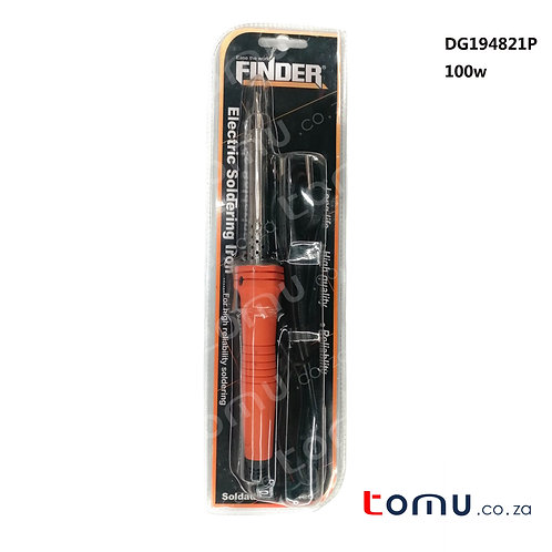 FINDER – Electric Soldering Iron 100W – 194821