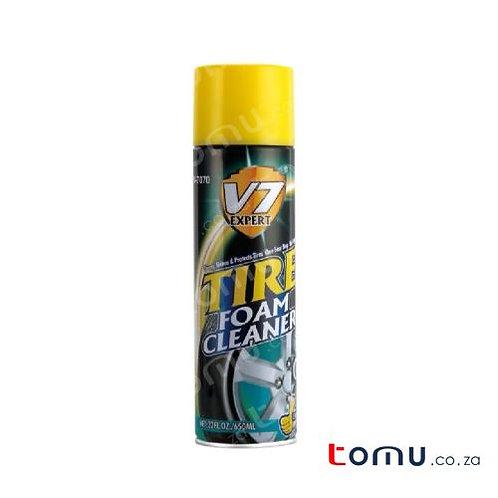 V7 - 650ml Tyre Foam Cleaner - V7070