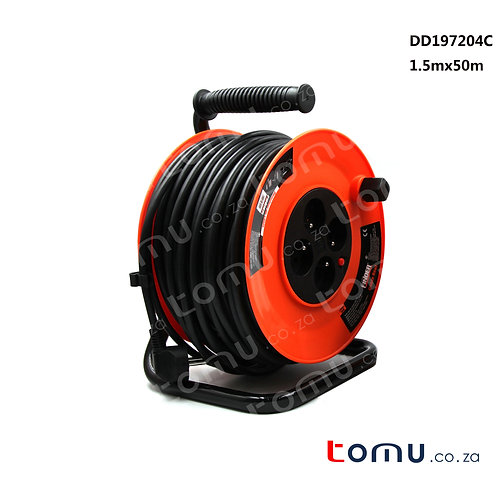 FINDER - Cable Reel 1.5mx50m - 197204