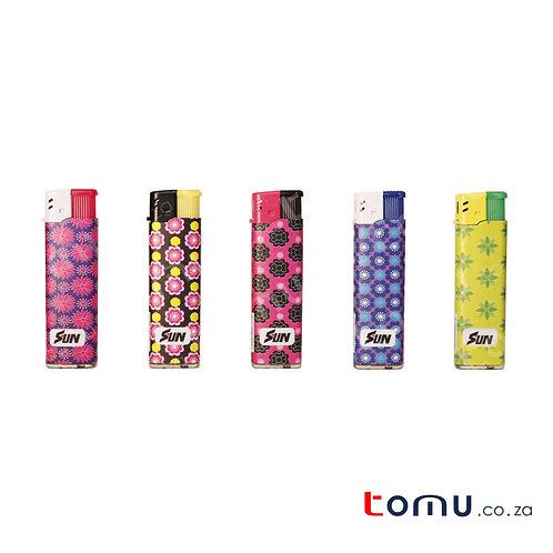Sun Lighter - 5 per pack Flower Fest (R5/lighter) - E033HFC