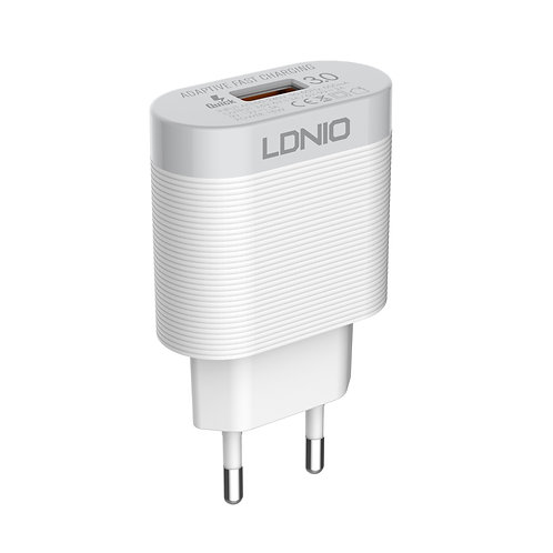 LDNIO Travel Companion Charger - Euro Plug - A303Q