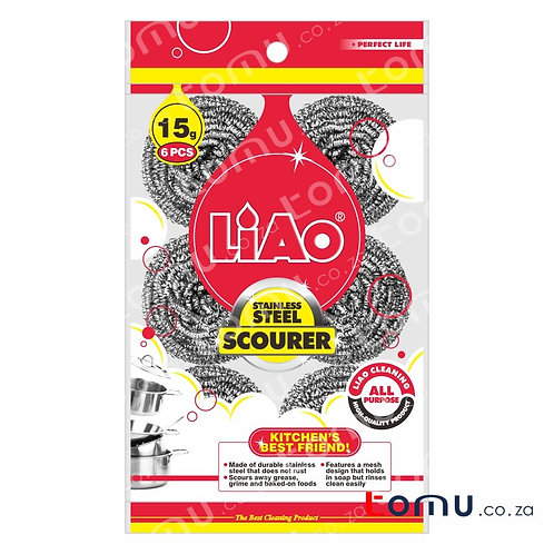 LiAo - Steel Scourer - LAH130049