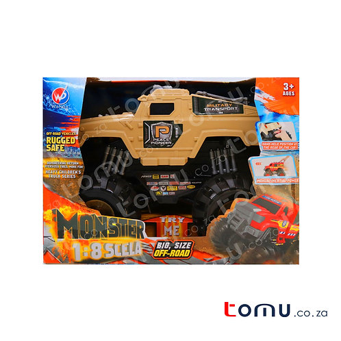 CONDERETOYS – Monster 1:8 Scale Road Tyrant – 699-B29