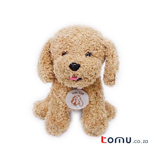 Bao Hua Toys – Fluffy Dog Plushie – 12655