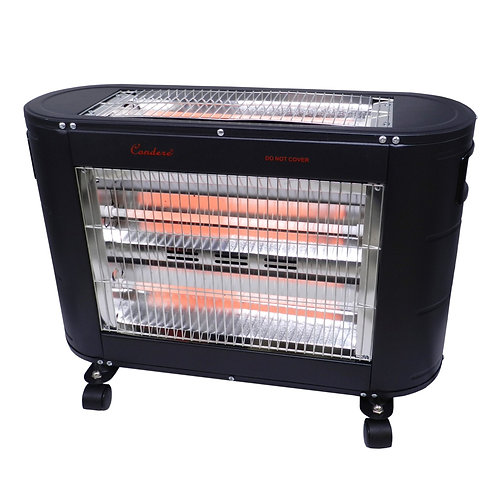 Condere - 2-Sided Electric Quartz Heater (1600W) - ZR-6009