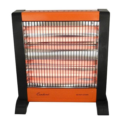 Condere - Electric Quartz Heater (1200W) - ZR-6007