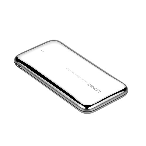 LDNIO Stainless-Steel cover Power Bank 10000mAh/37Wh - PQ1017