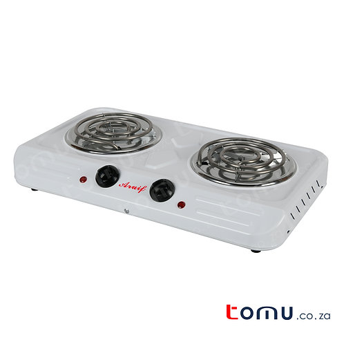Aruif - Dual Burner Electric Stove - CL-008