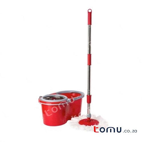LiAo - Tornado Mop (Stainless-Steel basket) - 8.0L - LAT130049