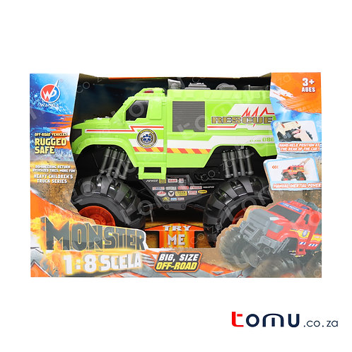CONDERETOYS – Monster 1:8 Scale Road Tyrant – 699-B15