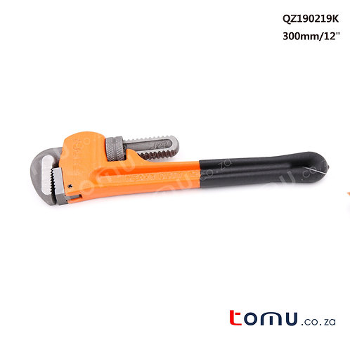 "FINDER – Heavy Duty Pipe Wrench (12""/300mm) – 190219"