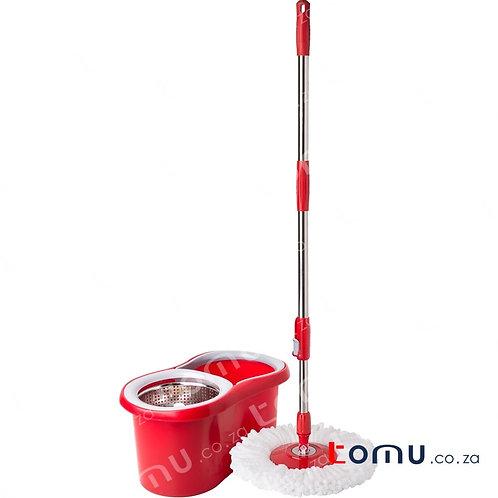 LiAo - Tornado Mop (Stainless-Steel Basket) - 6.0L - LAT130034