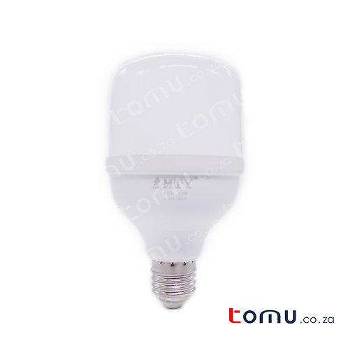 MTY - LED 18W White Light Bulb (90% Energy Saver) – 58818-E27