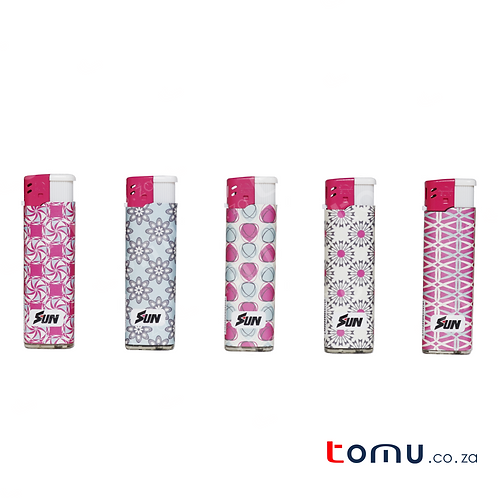 Sun Lighter - 5 per pack Pink Blossom (R5/lighter) - E033HFA