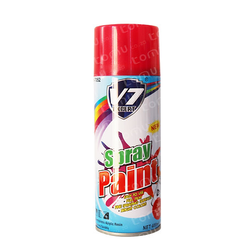 V7 – 400ml Spray Paint - Flash Red – V7052-344