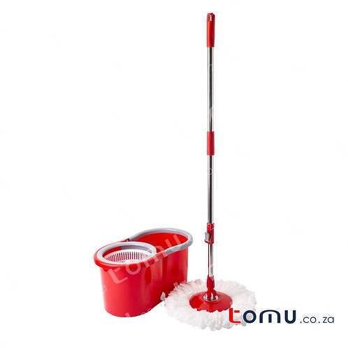 LiAo - 360 Degree Mop with Magic Mop Bucket (6.0L) - LAT130024