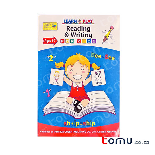 Reading and Writing Children's Workbook – 16559-C