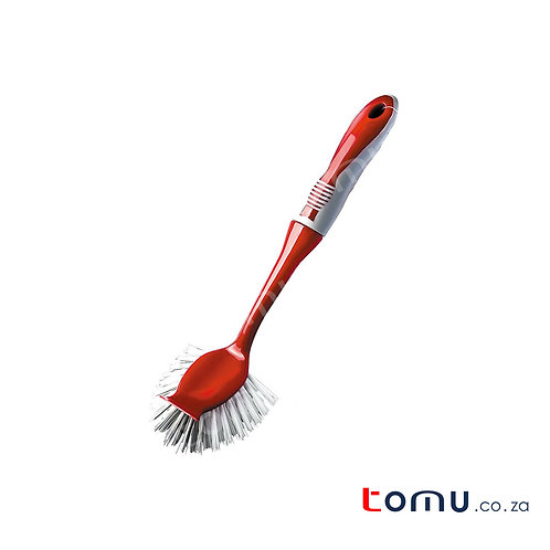 LiAo - TPR Handle Plate Brush - LAD130003